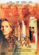 The Golden Bowl (2000) DVD - Uma Thurman (NEW) / NO CASE (Only Cover & Disc)