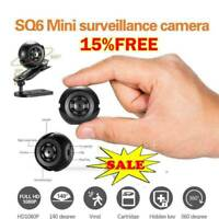 Outdoor Mini 1080P HD IP Camera Security Camcorder Vision Night J7T5