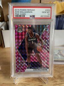 Repack NBA Basketball Guarnteed PSA 9 Or Better! RC 10 Cards Per Pack Read Below