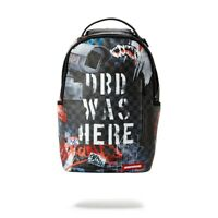 Sprayground Post No Bills Backpack Zaino Uomo 910B1875NSZ Post No Bills