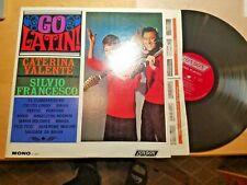 Caterina Valente Go Latin! Vinyl  LP album record LL 3471 Mono DECCA 1966