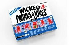 100 Wicked Pranks & Jokes Set