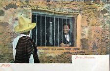 Postkarte Mexiko Movios Mexicanos
