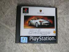 Porsche Challenge Playstation 1 PS PAL MINT g218