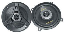 Lanzar DCT5.2 5.25-Inch 160-Watt 2-Way Coaxial Speaker, Set of 2 (Pair)