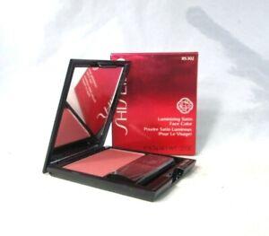 Shiseido Luminizing Satin Face Color Blush ~ RS302 ~ 0.22 oz ~ BNIB