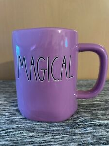 New Rae Dunn HTF Purple Magical Mug Halloween by Magenta