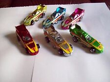 HW Classics Series 1 Firebird Funnycar 6 Car Variation Set Loose as Pictured