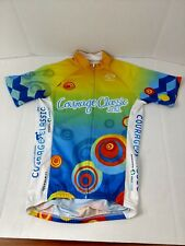 Primal XS Mens/Boys Courage Classic 2012 Cycling Jersey Multi Color EC