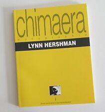 Chimaera monographie Lynn Hershman livre en anglais