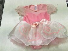 GYMBOREE PRETTY  PINK BALLERINA HALLOWEEN COSTUME TUTU  GIRLS SZ   4   5