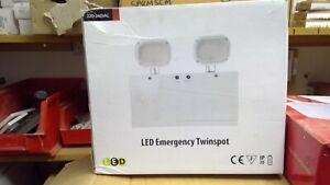 LED Emergency Twinspot