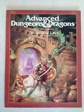 The book of lairs AD&D dungeons & dragons TSR REF3 9177 - 1986