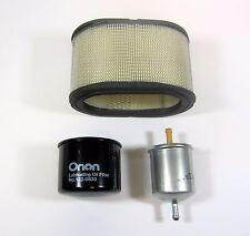 Onan Genuine OEM Tune Up Filter Kit For RV Diesel Generator HDKAJ HDKAH L - M