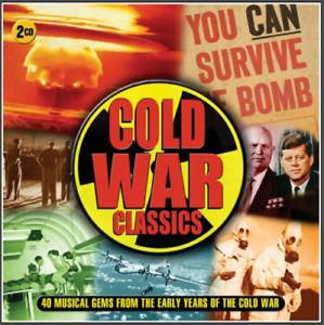 COLD WAR CLASSICS NEW CD Folk & Blues ..