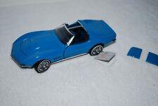 Stunning Franklin Mint Precision Model 1968 Corvette Stingray 1:24 scale ex cond