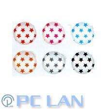 6 PCS Star Home Button Sticker for iPhone New iPad 1 2 3 4 + Bonus Set