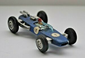 Vintage 1960's LOLA CLIMAX G.T. R101 Made In Hong Kong Diecast Racing Car