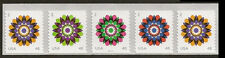 US 4722-4725 4725a Kaleidoscope Flowers 46c PNC5 MNH 2013