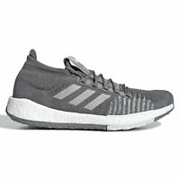 ADIDAS PULSEBOOST HD Men's SZ 8 Running Training Shoes Boost  Gray White