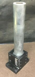 """PHD 212 13230-1-1-24 STANCHION 1-1/2"""" SINGLE SHAFT BASE ASSEMBLY 10-5/8"""" HEIGHT"""