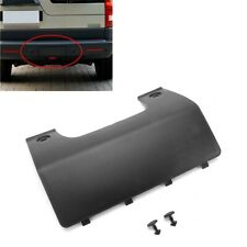 Rear Bumper Tow Eye Cover With Clips DPO 500011PCL For 05-12 Land Rover LR3 LR4
