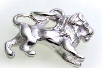 Anhänger Sternzeichen Löwe Sterling Silber 925 Unisex Tierkreiszeichen Horoskop