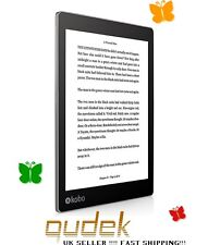 Kobo Aura One eReader 7.8'' Light Pro HD Screen 8gb Wi-fi Black