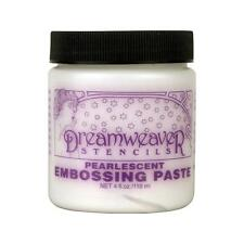 Dreamweaver Embossing Paste - Pearlescent
