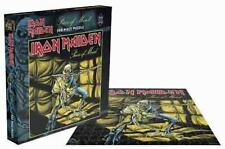 Rock Saws Iron Maiden - Peace of Mind Album 500 Piece Jigsaw Puzzle Licensed