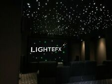 StarEFX star ceiling acoustic panel in RGBW with twinkle effect!