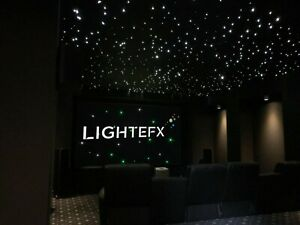 StarEFX fibre optic DIY starlight 1001 kit high-output 10-watt LED light source