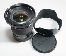 CONTAX 645 Carl Zeiss Distagon 35/3.5 Lens with GB-101 Hood