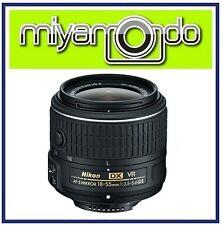 Nikon AF-S DX 18-55mm f/3.5-5.6G VR II Lens