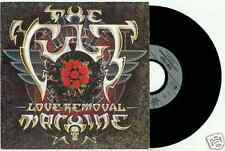 the CULT - Love Removal -1987 NL / German  PS 7""