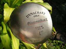 DYNACRAFT GOLF Diamondback Titanium 10.5 Degree Driver