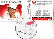 "Henry SALVADOR ""Master Serie (remasterisé) (CD) 1998"