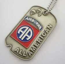 82nd AB DIVISION (Commemorative Dog Tag)