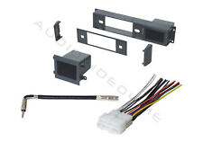 Buick Regal Car Stereo CD Player Install Radio Dash Mount Kit+Wire Harness Plug