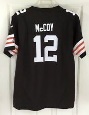 8248c52f0 Nike Cleveland Browns  12 Colt McCoy Football Jersey Brown YOUTH Size XL  (18-