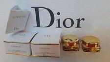 Dior L'Or de Vie Yeux Eye La Creme Contour Yeux  3ml x 2 Eyes&Lips most Luxuary
