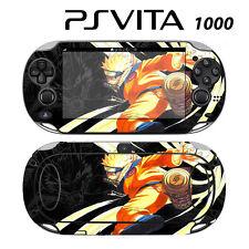 Vinyl Decal Skin Sticker for Sony PS Vita PSV 1000 Naruto Shippuden 3