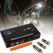 Mercedes ML W164 Premium LED Interior Kit 19 SMD Bulbs White Error Free