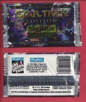1993 STAR TREK MASTERS SERIES BY SKYBOX single Wax Pack