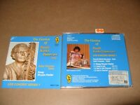 Nikhil Banerjee Sitar Live Concert Series 1 cd 1994 cd + Booklet are Mint