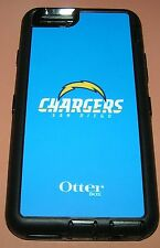 Otterbox Defender case for iPhone 6, San Diego Chargers Licensed Logo,