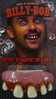 Billy Bob Teeth ORIGINAL Hillbilly Novelty Costume Teeth