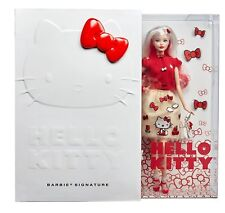 2017 Barbie Hello Kitty Doll DWF58 NEW IN TISSUE