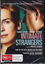 INTIMATE STRANGERS - Sandrine Bonnaire, Fabrice Luchini, Michel Duchaussoy - DVD