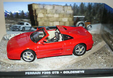 James Bond 007 Modellauto / Car Collection N° 10 Ferrari F 355 GTS - Goldeneye